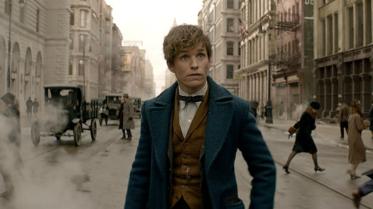 Fantastic Beasts And Where To Find Them - new trailer released!