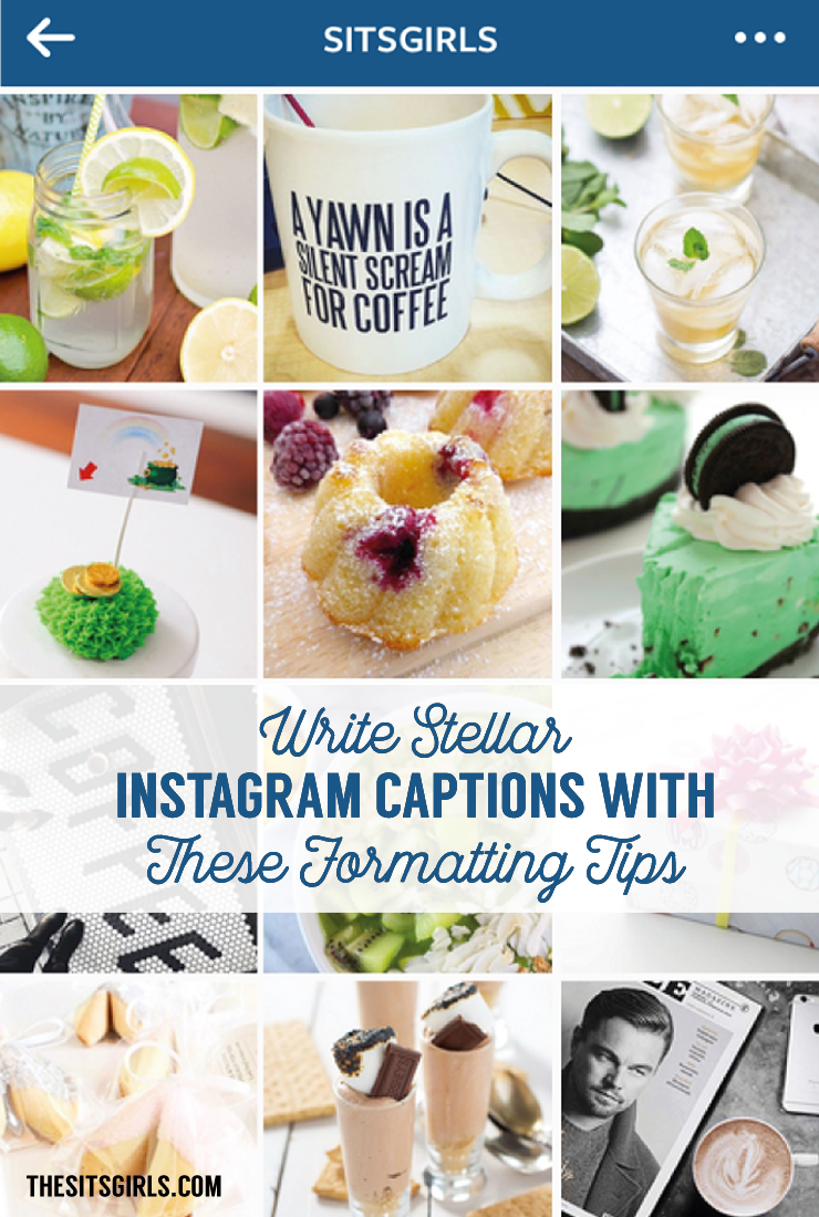 Write stellar Instagram captions with these formatting tips, and help your posts stand out in the feed.   Social Media Tips