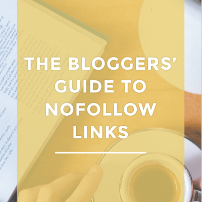 The Bloggers' Guide to NoFollow Links