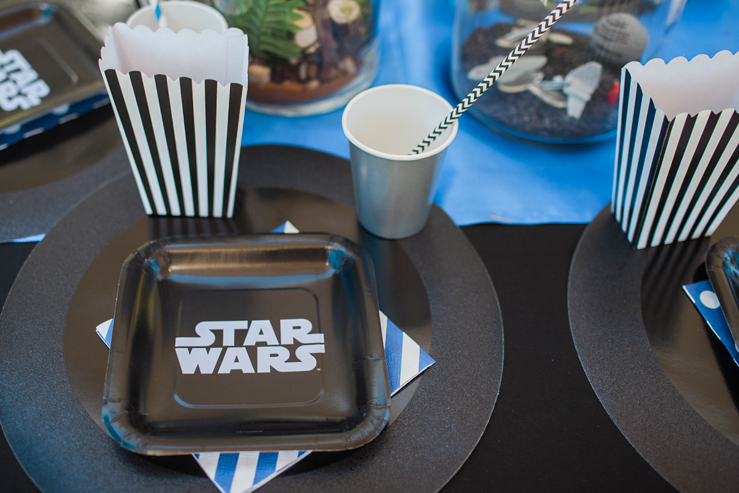 We love this classic Star Wars Party!