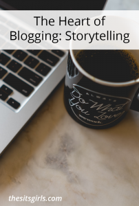 Storytelling is part of what connects us to other people. No matter what your blog niche is, you can use storytelling to draw in your readers.