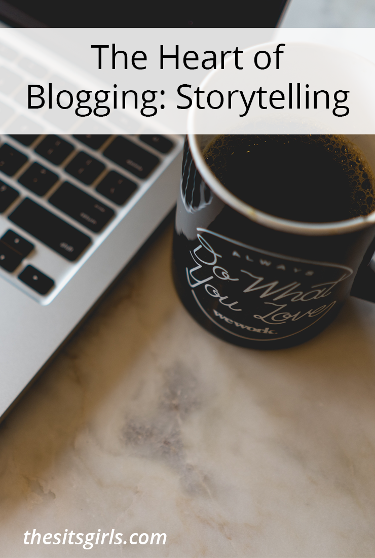Storytelling is a strong part of what connects us to other people. No matter what your blog niche is, you can use storytelling to draw in your readers, and help them to feel more connected with you.
