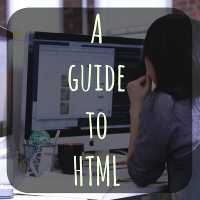The EAE Guide To HTML