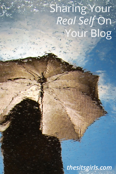 If you want to connect with your readers, you need to learn how to share your real self on your blog. But how do you do that? Click through for blog tips that will help.