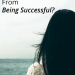 If fear of failure, fear that you aren't good enough, or inability to keep up with standards you would never impose on the people around you are holding you back, you need to read this! Click through for tips to help you fight back, and realize your worth!