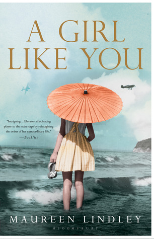 A Girl Like You by Maureen Lindley