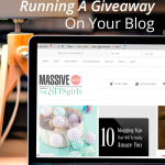 How to Run a Successful Blog Giveaway in 5 Easy Steps