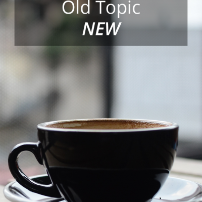 How To Make An Old Topic New