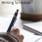 How to Design Your Ideal Writing Schedule