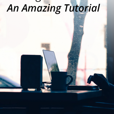 The Secret to Writing an Amazing Tutorial