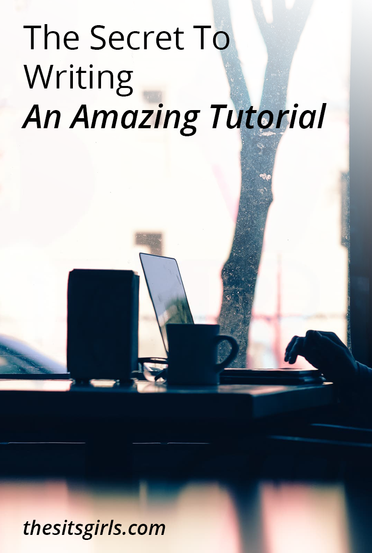 Learn how to write an amazing tutorial blog post, and share your skills with your readers. | Blog Tip
