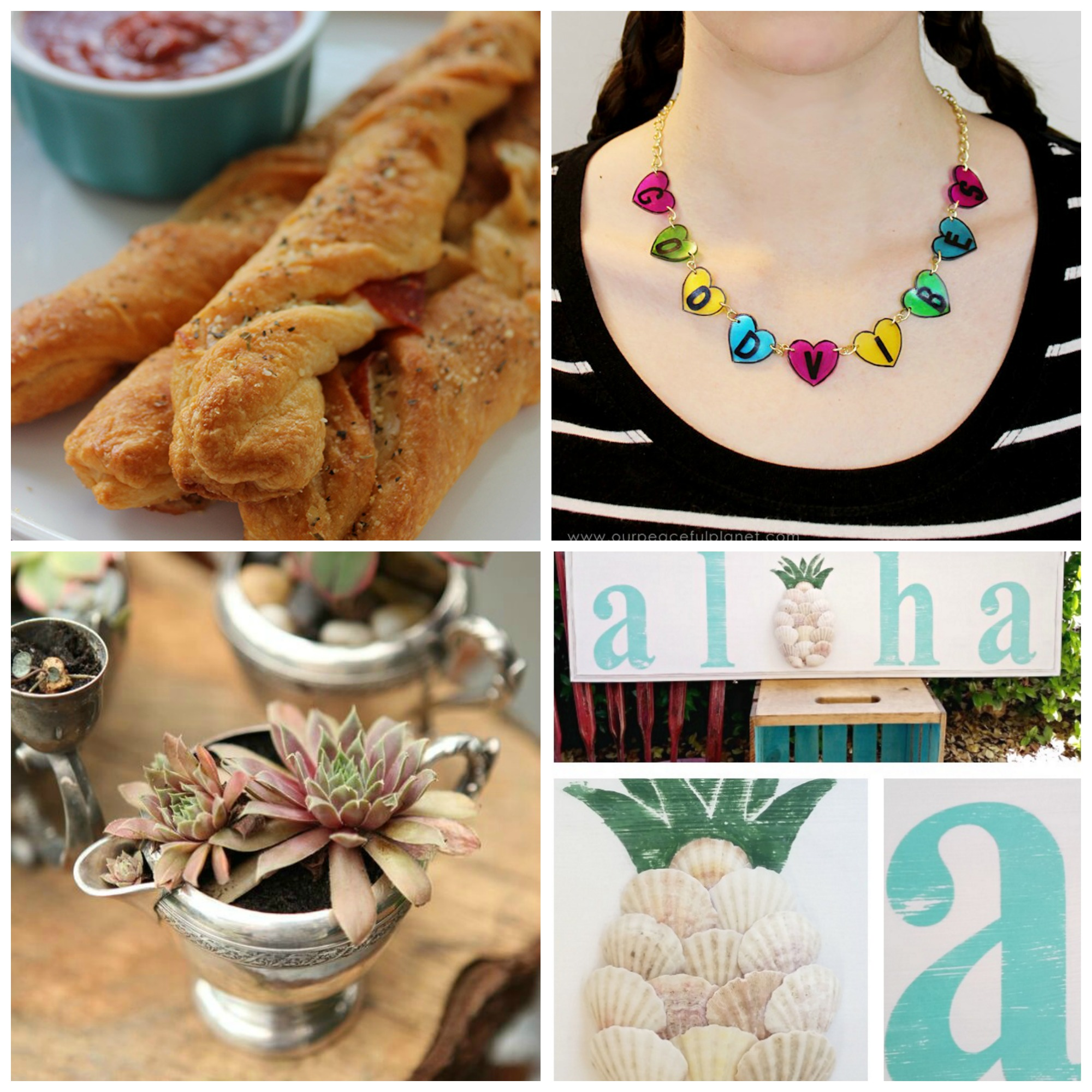 July 12th Recipe & DIY Linky