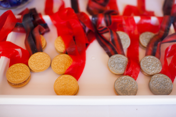 Gold Medal Cookies are so delicious and fun to serve!
