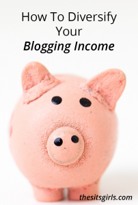 You are starting to make money with your blog — that's great! Now it's time to take that income to the next level. You need to diversify blogging income to make sure you have money coming in from multiple sources each month. These tips will help.