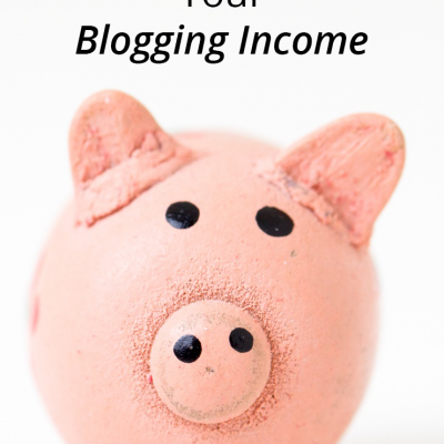 How To Diversify Your Blogging Income