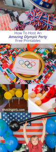This year throw a fun Olympics themed bash!