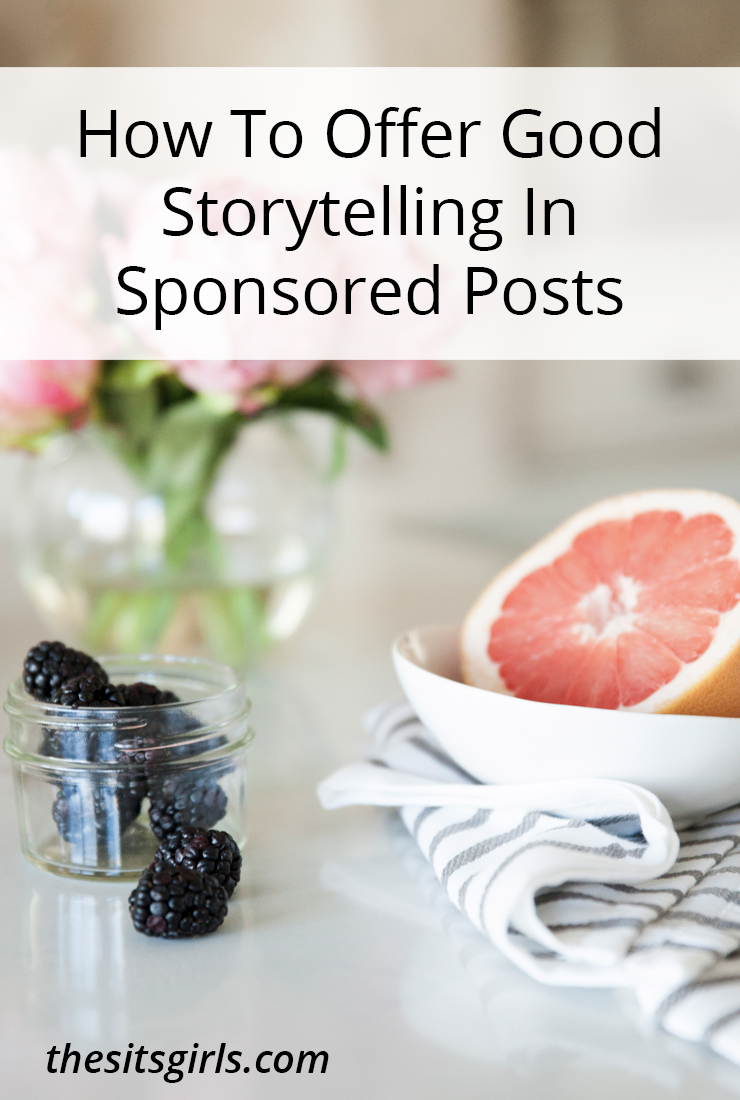 How To Offer Good Storytelling In Sponsored Posts