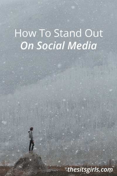 Social Media has become part of the average person's daily life. The challenge for us as bloggers is to figure out how to use it to our advantage in building our brands and businesses. How do we manage to stand out from the crowd in the midst of a constant stream of media? Here are a few tips that can help.