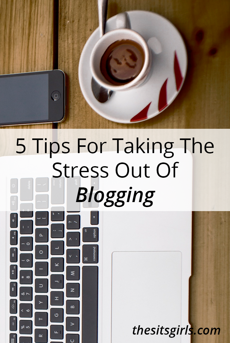 Is your blog routine out of control? Late nights lead to early mornings, with no break in sight? Use these tips to de-stress and create a routine that works for you.