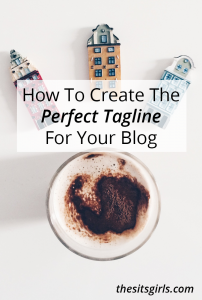 After you choose a title and url, you need to write a tagline for your blog. It's the short intro that helps draw readers in. Use these tips to create the perfect tagline today.
