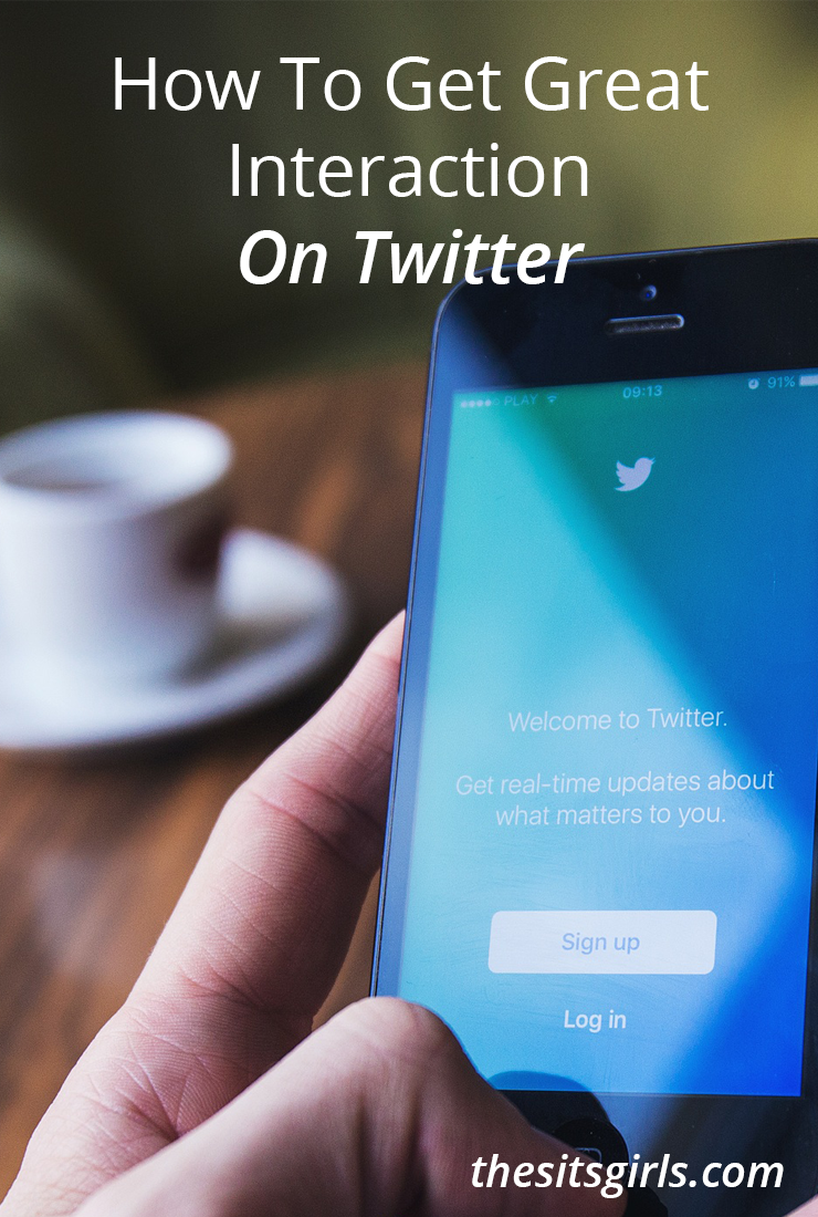 Do you feel like the only response you get on Twitter is crickets? Use these tips to create interaction and grow your following. | Twitter Tips