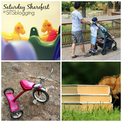 August 20th: Saturday Sharefest