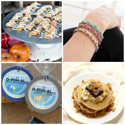 August 23rd: Recipe & DIY Linky