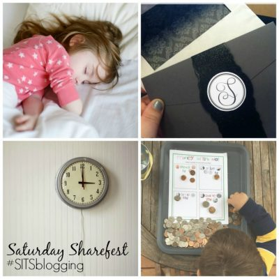August 27th: Saturday Sharefest