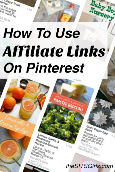 You are now allowed to use affiliate links on Pinterest. Learn how to make money while you are pinning with these simple tips.