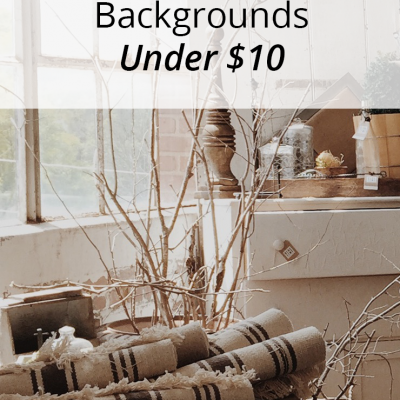 3 Blog Photography Backgrounds Under $10