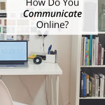 Communicating Online vs Offline