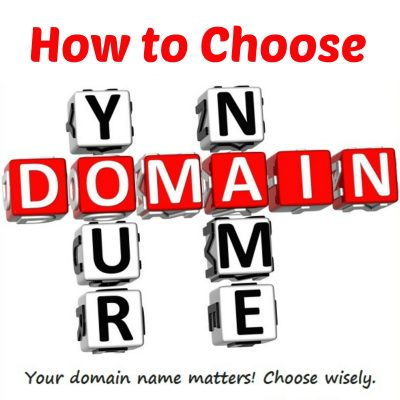 How to Choose the Right Domain Name