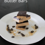 A great recipe if you love Reese's Peanut Butter Cups. These chocolate peanut butter bars are delicious and don't require any baking.   No Bake Dessert Recipe