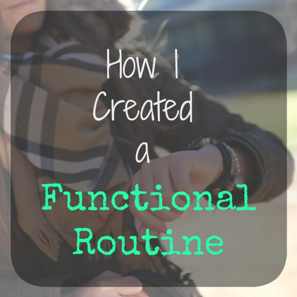 functional routine