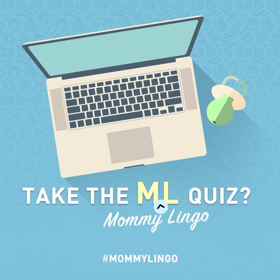 Take The Mommy Lingo Quiz