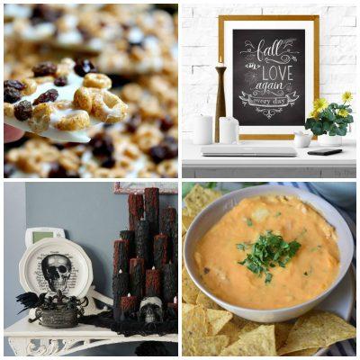 September 20th: Recipe & DIY Linky