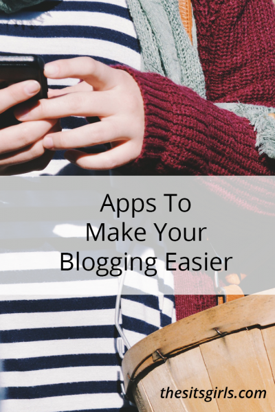 Work smarter, not harder. This list of apps will help make your blogging easier, and save you time every day.