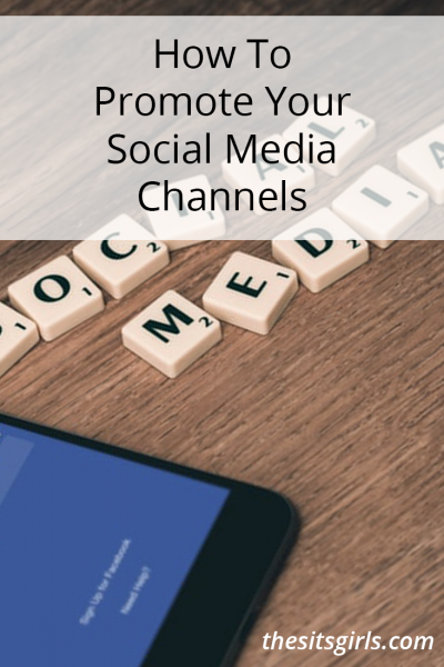 You are probably using your social media channels to promote your blog. But how are you promoting your social media? There are great tips here that will help you grow your following and increase engagement on your social media channels.