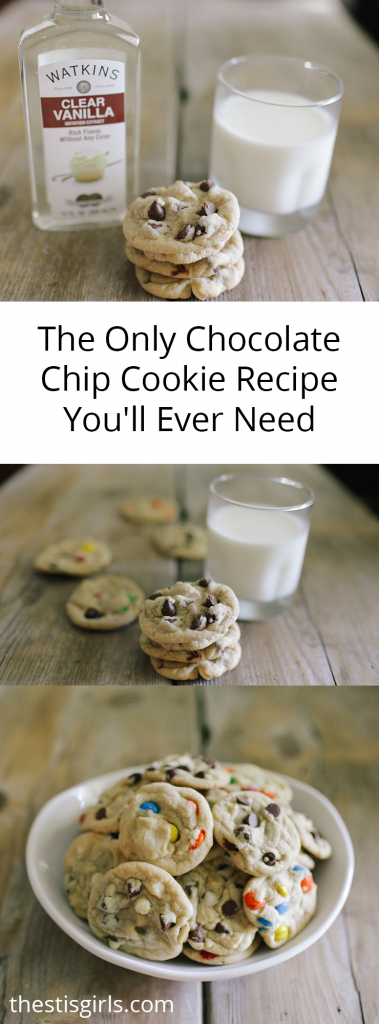 Homemade cookies are extra special. This recipe will help you make the best chewy chocolate chip cookies ever, and has great cookie baking tips you don't want to miss.