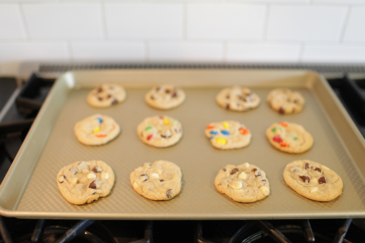These are the best nonstick cookie sheets ever!