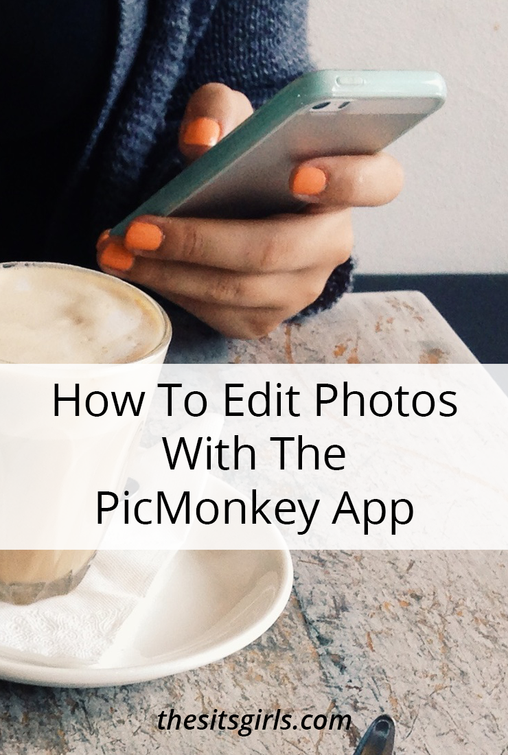 PicMonkey has a new app for editing photos on your mobile phone. It's super easy to use — this tutorial will help you get started.   PicMonkey Mobile App