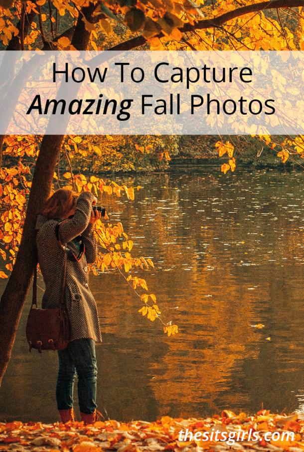 10 tips to help you capture amazing fall photos! Some are technical, and some are encouraging - all of them will inspire you to get out there with your camera and photograph fall.