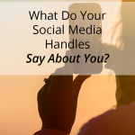 What Do Your Social Media Handles Say About You?