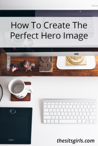 Do you want to get more traffic from Pinterest? Engage your readers and get them to click through to other posts on your blog? You need to create the perfect hero image for each blog post you publish. These tips will help!