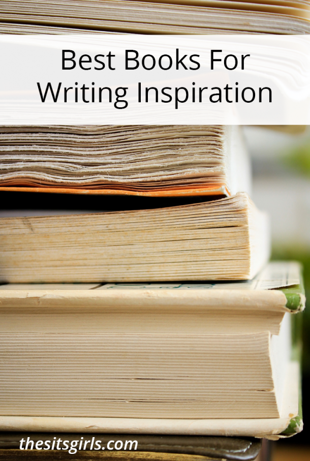 Great list of the best books for writing inspiration.