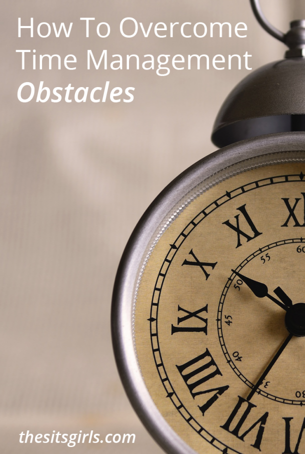 If you are feeling overwhelmed and unable to complete all of your blogging tasks, you might need to take a look at your schedule. Use this list to identify your time management obstacles and overcome them.