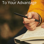 How to Use Writing Prompts to Your Advantage