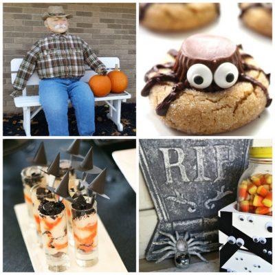 October 11th: Recipe & DIY Linky