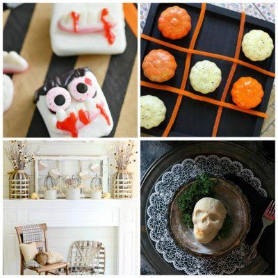 October 18th: Recipe & DIY Linky