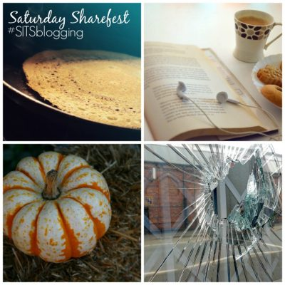 October 22nd: Saturday Sharefest